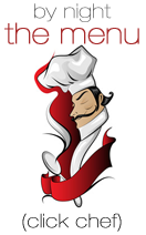 Italian menu - click chef