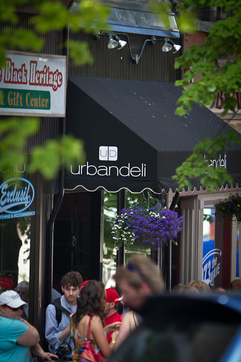 Urban Deli in Uptown Saint John