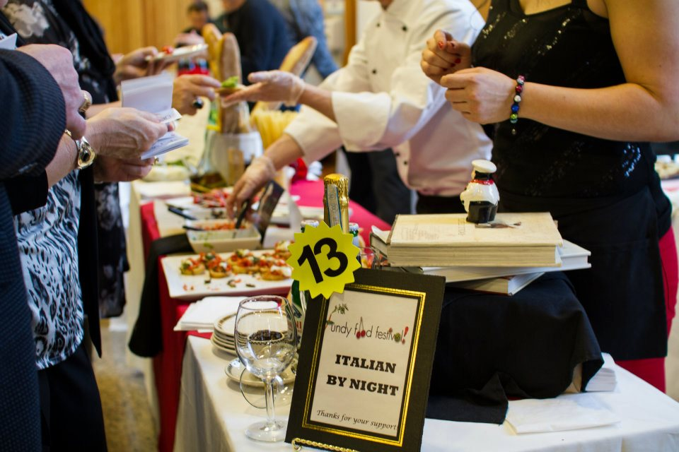 Urban Deli - Italian by Night samples (Table 13)