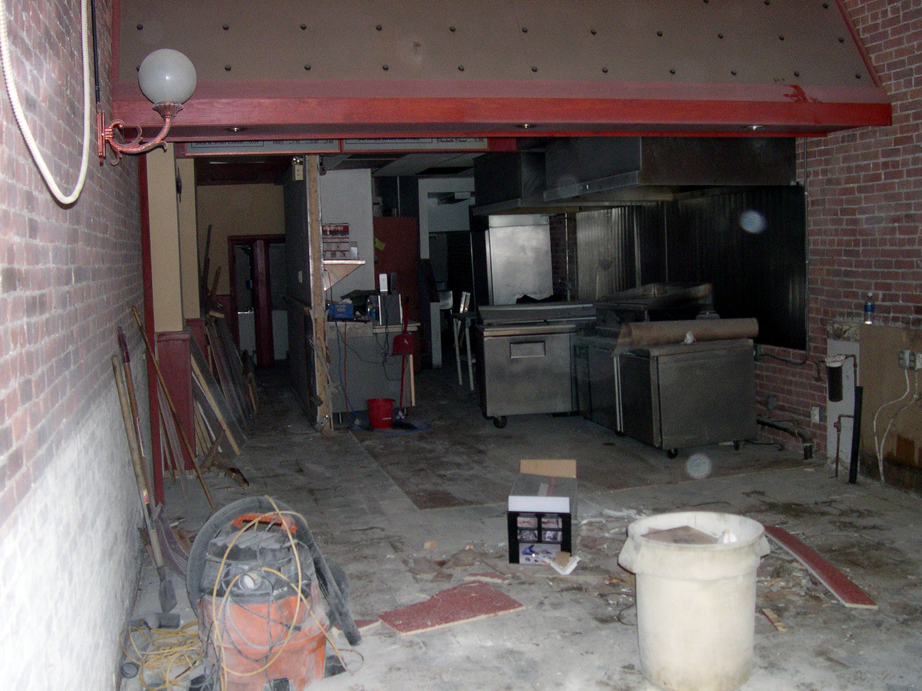 The Deli - early 2009