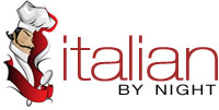 Italian by Night (logo for Chop Chop 2012)