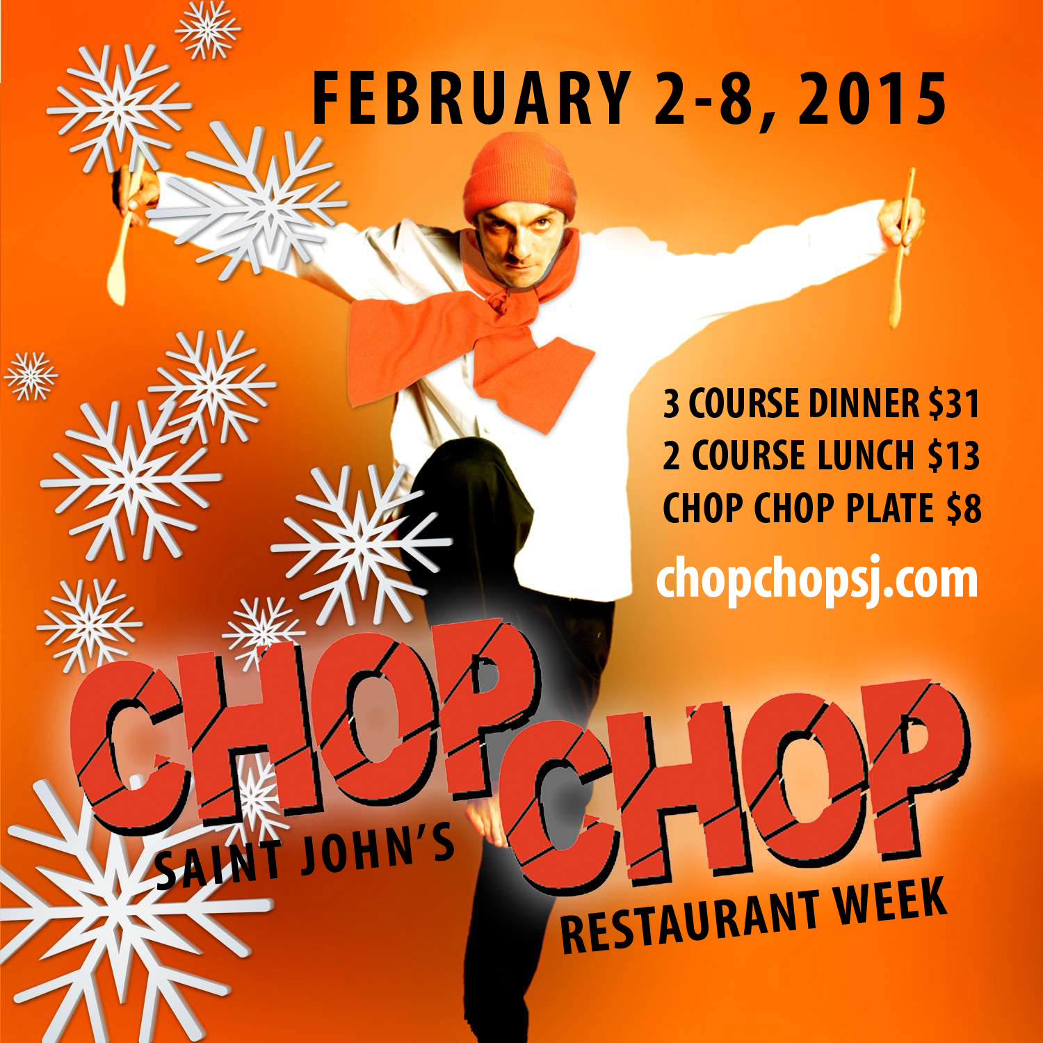 Chop Chop Week Winter2015