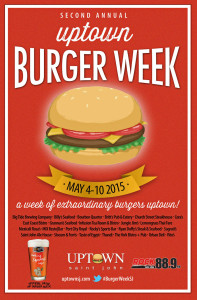 Burger Week - May 4 to 10, 2015