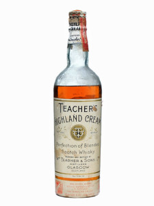 'The Nip' - Teacher's Highland Cream
